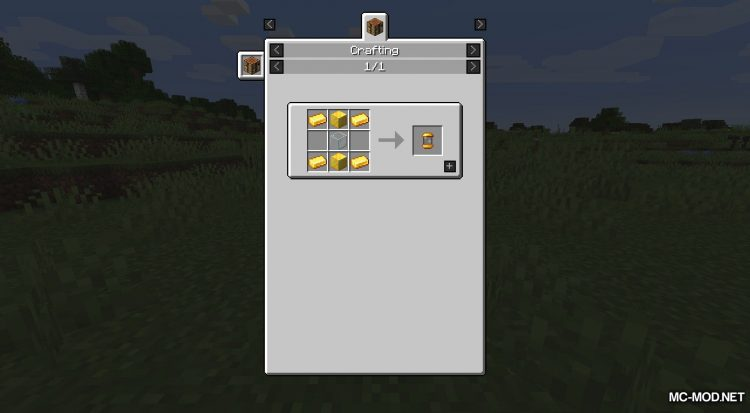 Durability Banks mod for Minecraft (2)