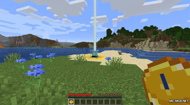Dynamical Compass mod for Minecraft (4)
