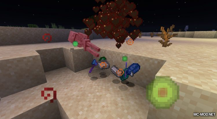 Eldritch Mobs mod for Minecraft (18)