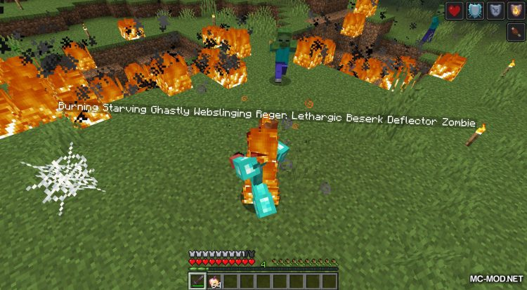 Eldritch Mobs mod for Minecraft (9)