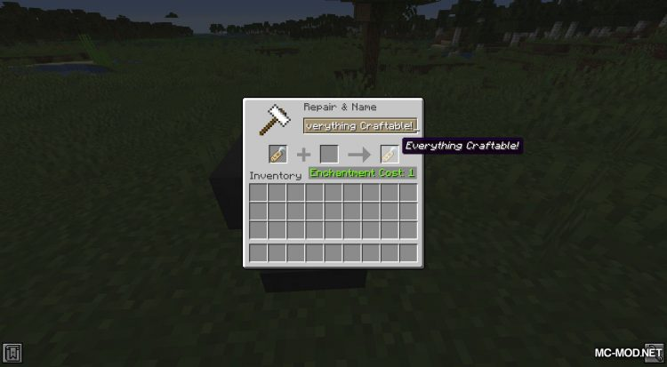 Everything Craftable mod for Minecraft (12)