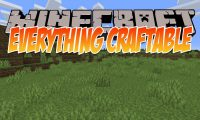 Everything Craftable mod for Minecraft logo