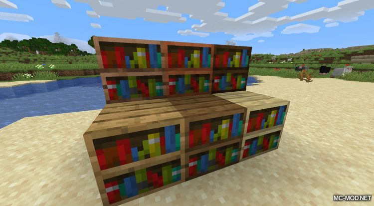 FabriBlocks mod for Minecraft (11)