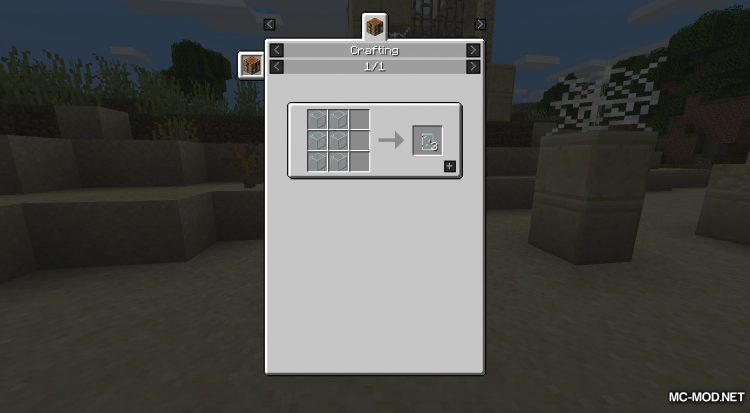 FabriBlocks mod for Minecraft (15)