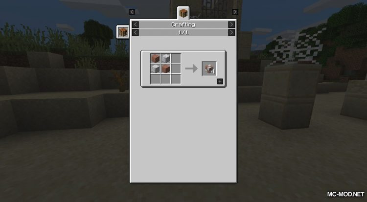 FabriBlocks mod for Minecraft (16)