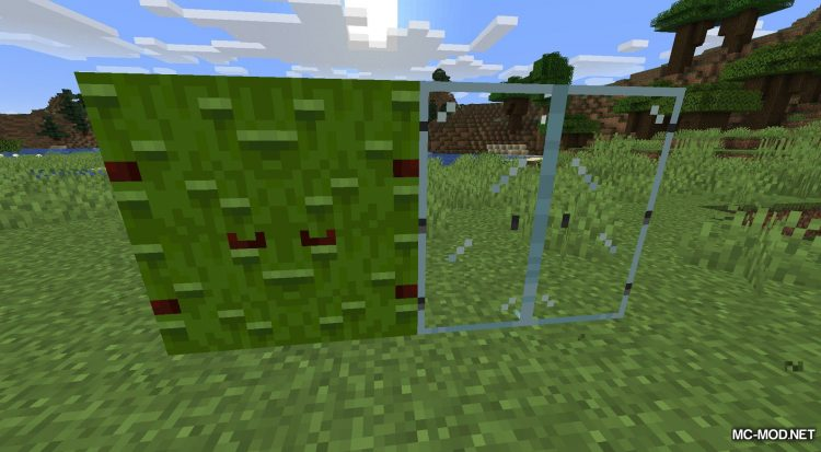 FabriBlocks mod for Minecraft (2)