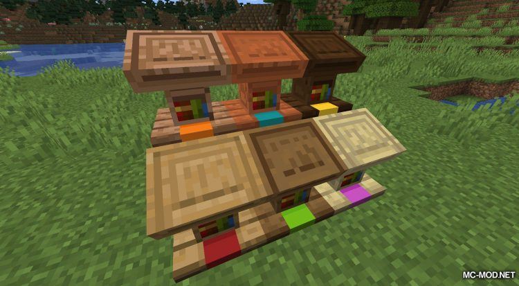 FabriBlocks mod for Minecraft (3)