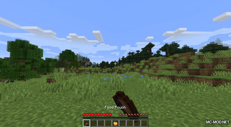 Food Pouches mod for Minecraft (5)