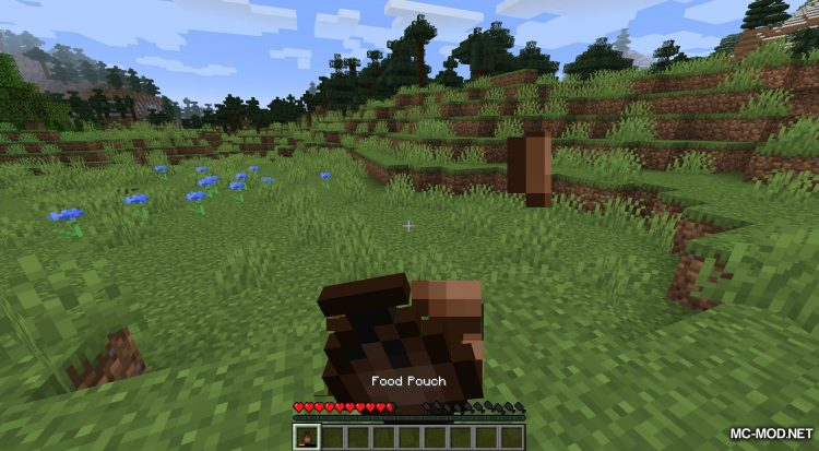 Food Pouches mod for Minecraft (7)