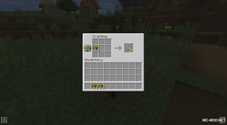 Get Exp For Everything mod for Minecraft (7)