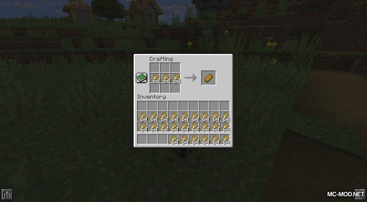 Get Exp For Everything mod for Minecraft (8)