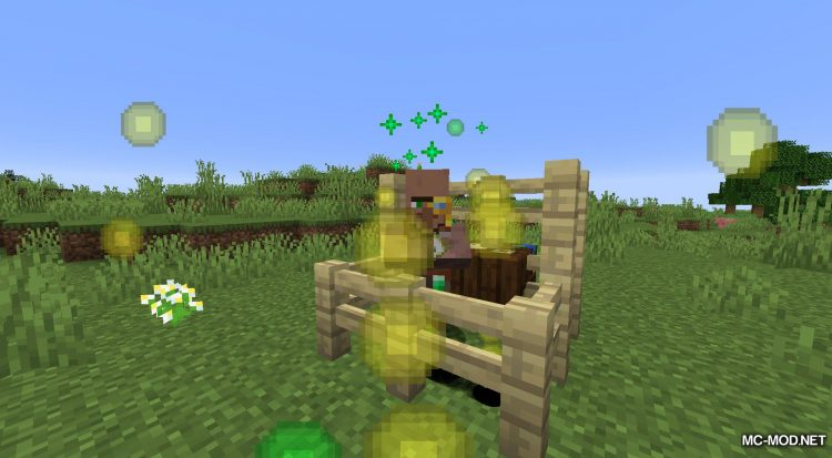 InfiniteVillagerTrading mod for Minecraft (10)