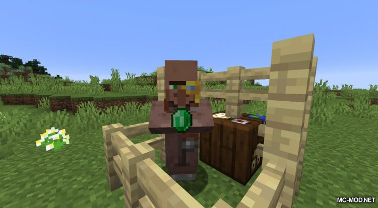 InfiniteVillagerTrading mod for Minecraft (6)