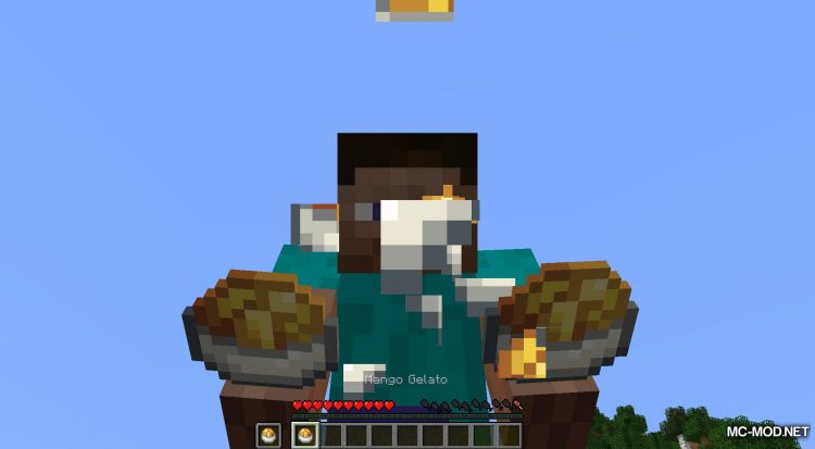 Mighty Mangoes mod for Minecraft (11)