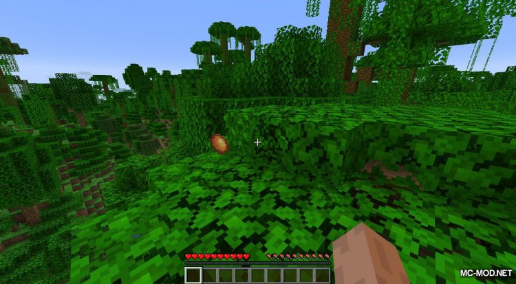 Mighty Mangoes mod for Minecraft (5)