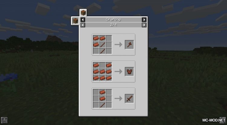 More Clay Mod mod for Minecraft (6)