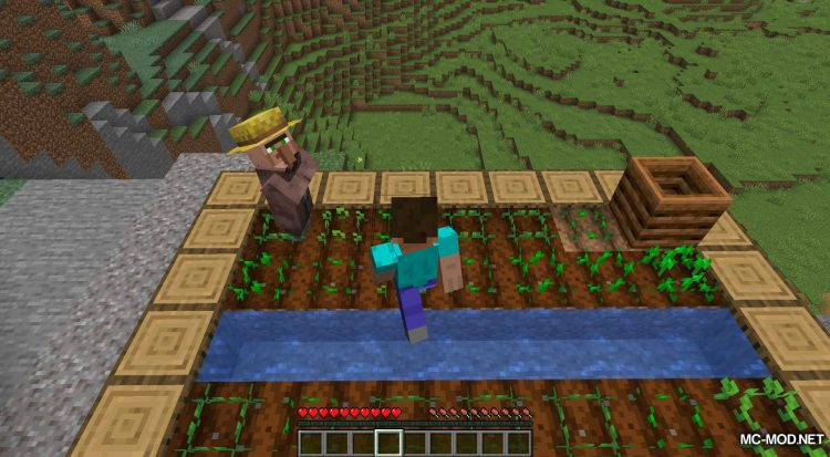 More Gamerules mod for Minecraft (9)