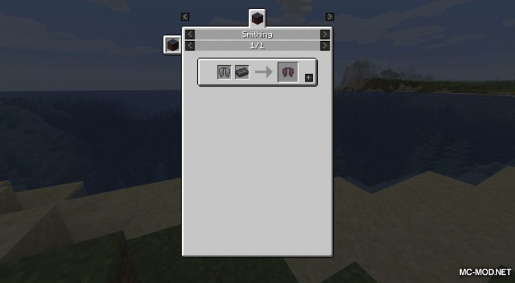Netherite Plus mod for Minecraft (10)