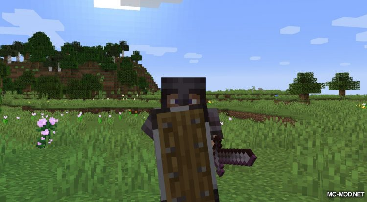 Netherite Plus mod for Minecraft (17)