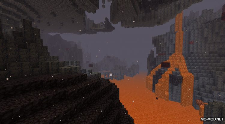 Netherited mod for Minecraft (2)