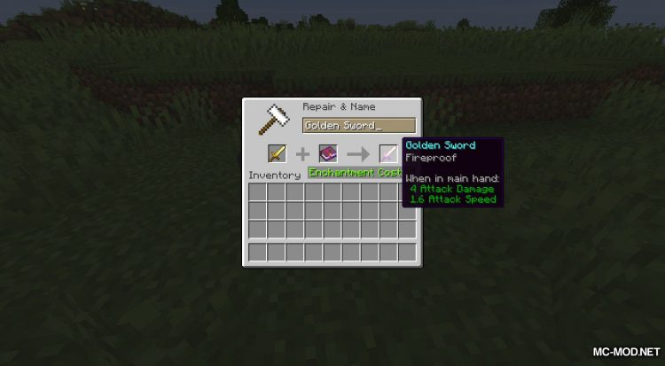 Netherited mod for Minecraft (6)