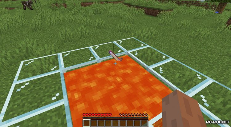 Netherited mod for Minecraft (8)