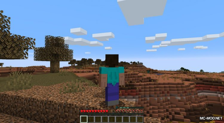 Origins mod for Minecraft (6)