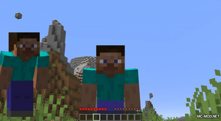 Player Mini-Me mod for Minecraft (14)