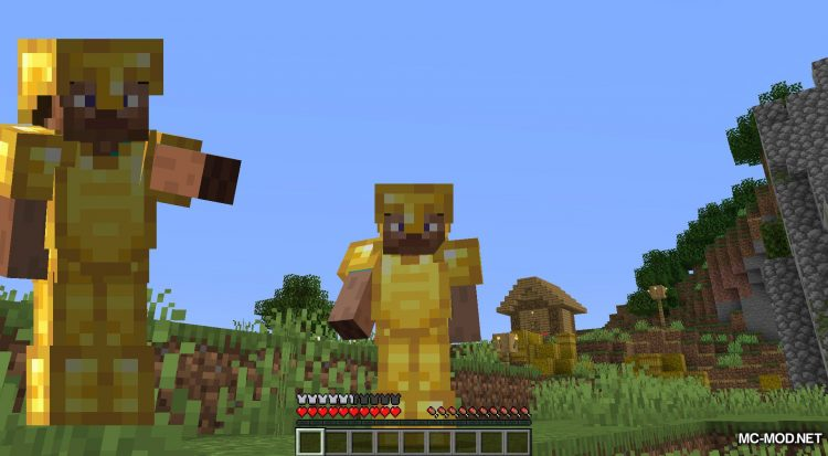 Player Mini-Me mod for Minecraft (6)