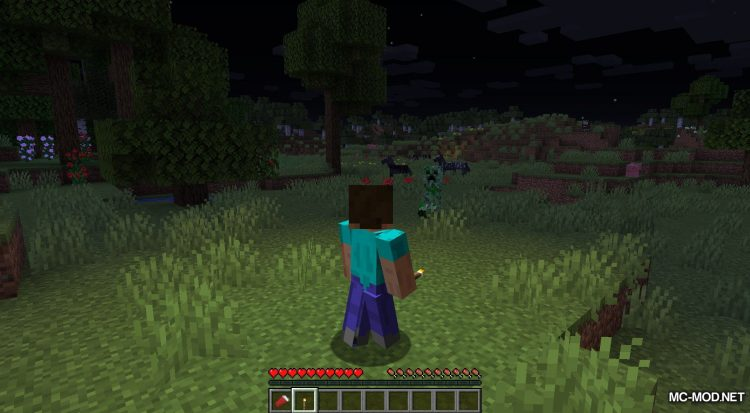 Sleeping Bags mod for Minecraft (4)