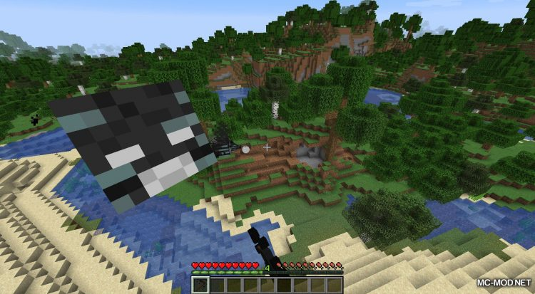 Wither Hoe Mod mod for Minecraft (8)
