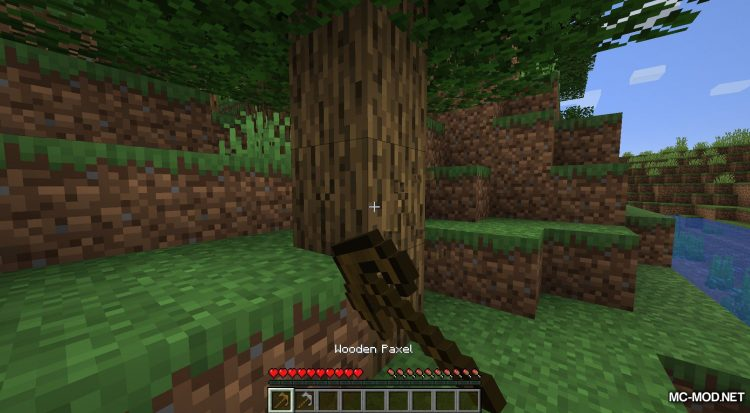 AdaPaxels mod for Minecraft (4)