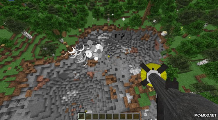 Atomic Explosion mod for Minecraft (14)