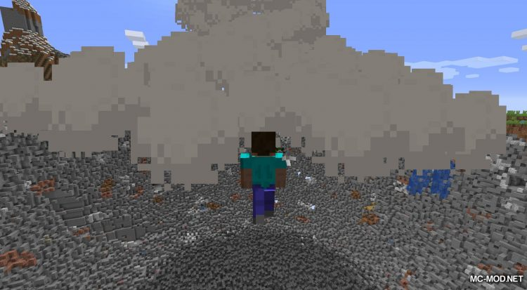Atomic Explosion mod for Minecraft (17)