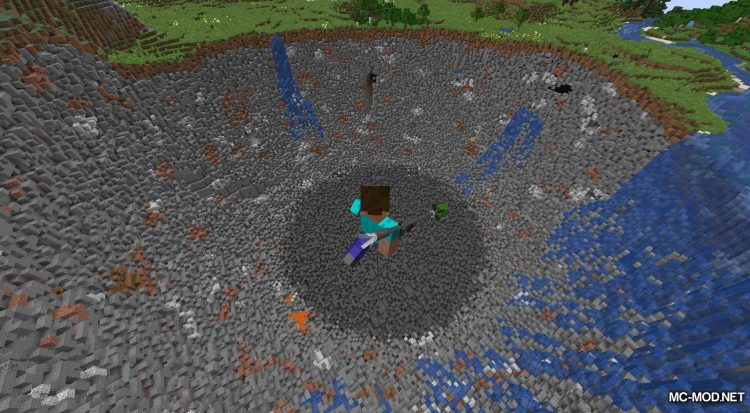 Atomic Explosion mod for Minecraft (19)