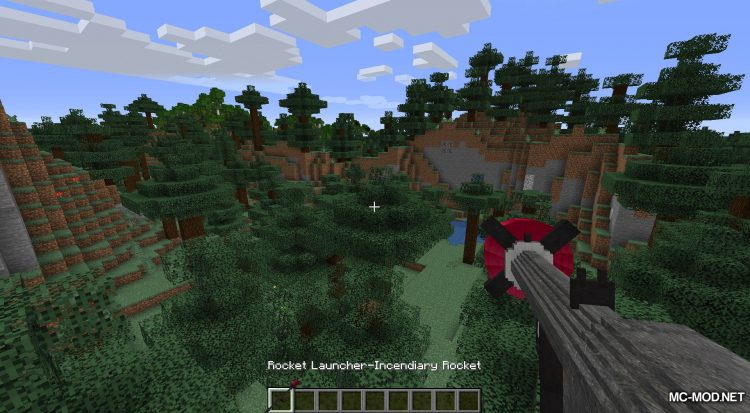 Atomic Explosion mod for Minecraft (3)