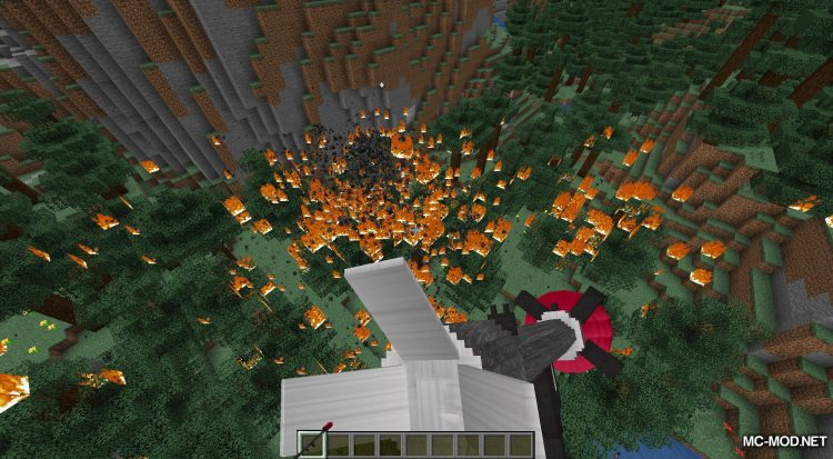Atomic Explosion mod for Minecraft (5)