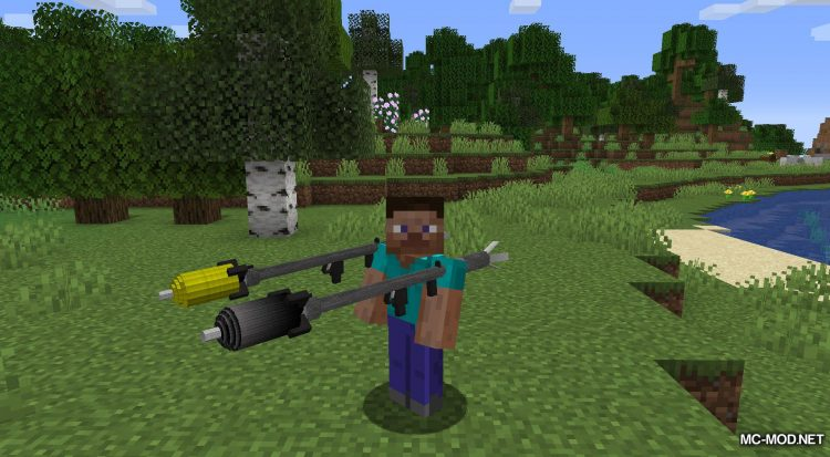 Atomic Explosion mod for Minecraft (7)