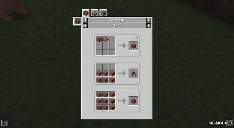 Better Clay mod for Minecraft (5)
