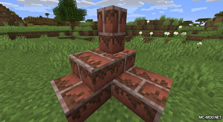 Better Clay mod for Minecraft (8)