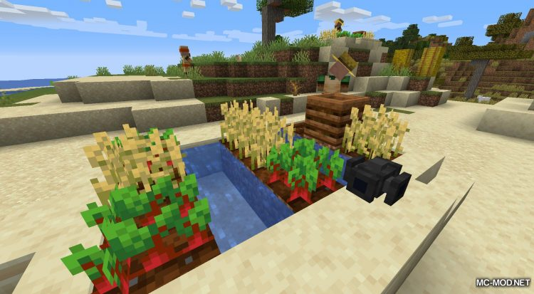 Chunk Loaders mod for Minecraft (5)
