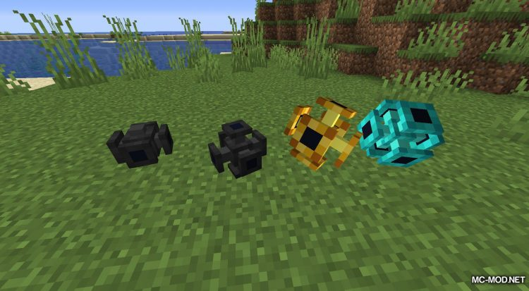 Chunk Loaders mod for Minecraft (6)