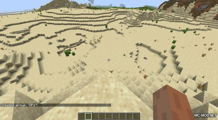 Cyber Permission mod for Minecraft (9)