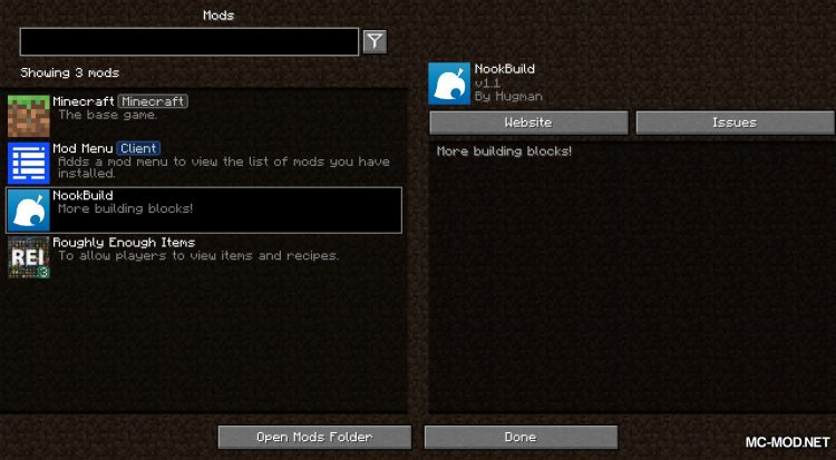 Dawn API mod for Minecraft (2)