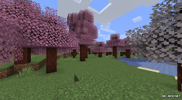 Dawn API mod for Minecraft (4)