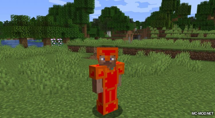Enchanted Armor mod for Minecraft (1)