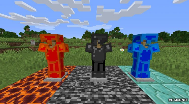Enchanted Armor mod for Minecraft (16)