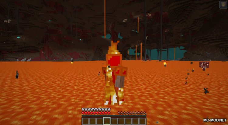 Enchanted Armor mod for Minecraft (7)