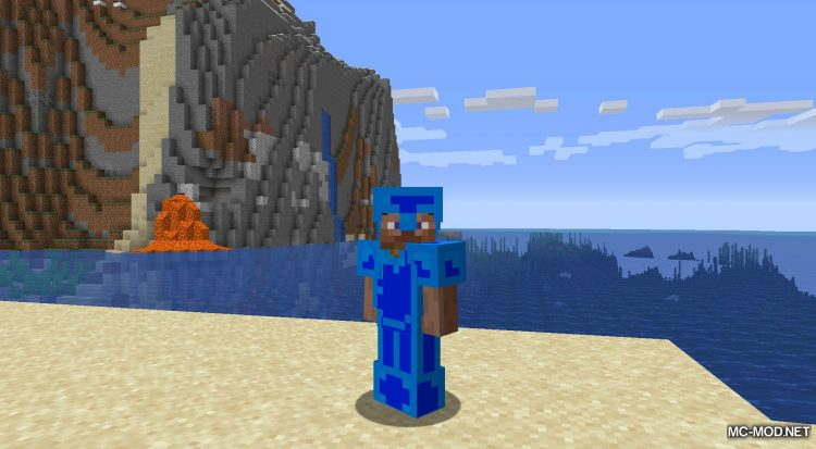Enchanted Armor mod for Minecraft (8)