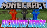 Enchanted Armor mod for Minecraft logo